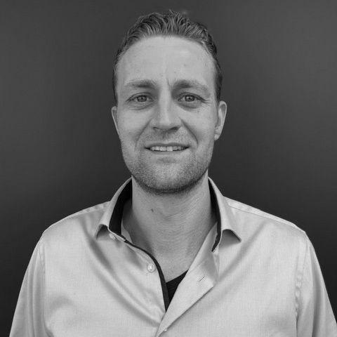 Jeroen Jonkers - Hoofd administratie