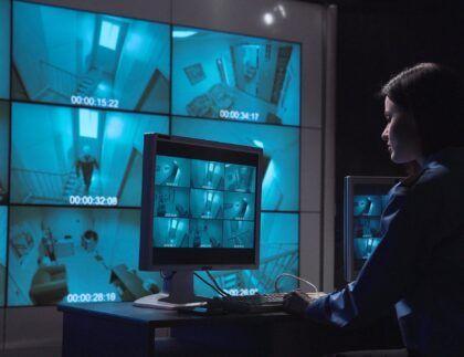 Beveiligingscamerasysteem voor buiten