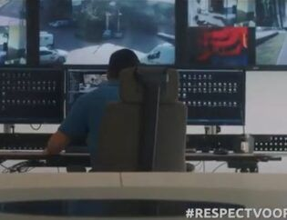 #respectvoorbeveiligers